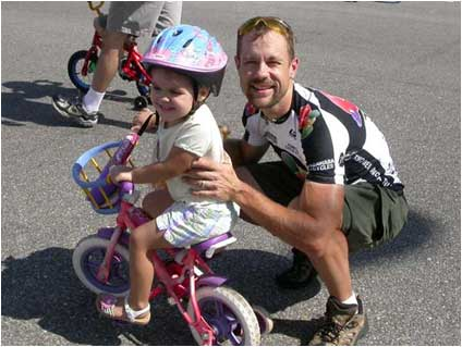 2007 Pepper Place - Analise's first race!