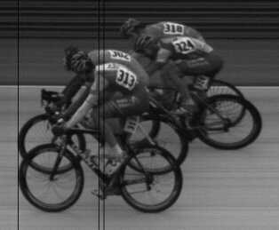 Masters 30+ photo finish (that's me in 4th)
