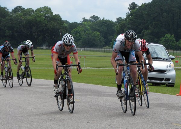 GCGP Low Country Challenge Road Race Finish