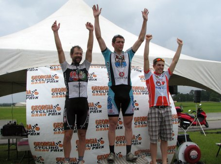 GCGP Low Country Challenge Road Race Pro/1/2 Podium