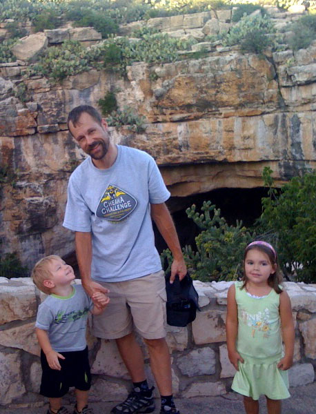 Carlsbad Caverns Before the Bat Flight