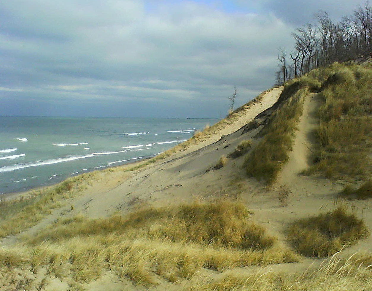 Silver Lake Sand Dunes, Silver Lake Michigan ... - ThinkDunes
