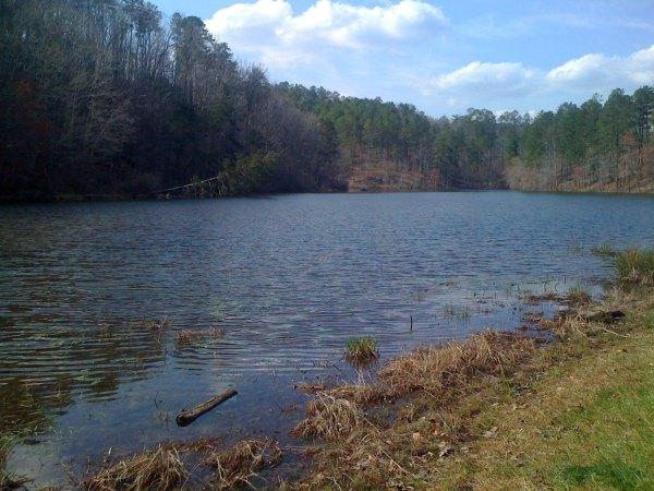 Lake Chinnabee