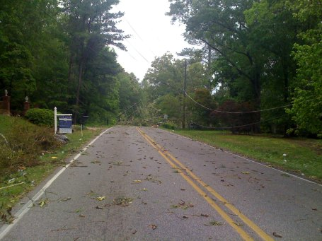 Dolly Ridge Rd near 280