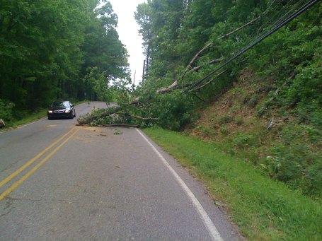 Rocky Ridge Rd near US280