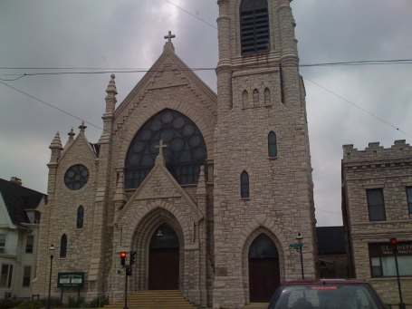 Lots of beautiful churches in Waukesha