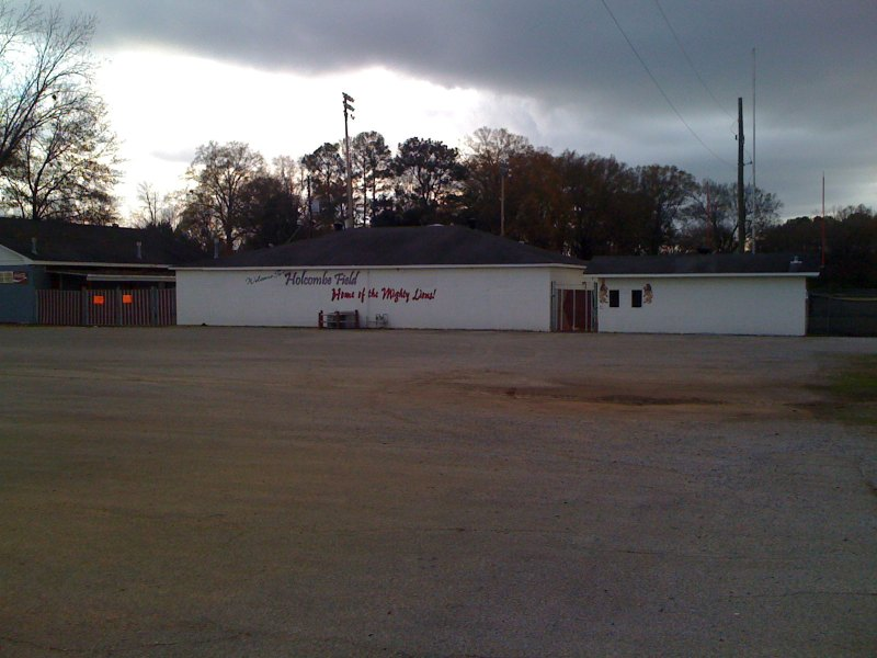 Small town loves there local baseball team - Munford, Alabama