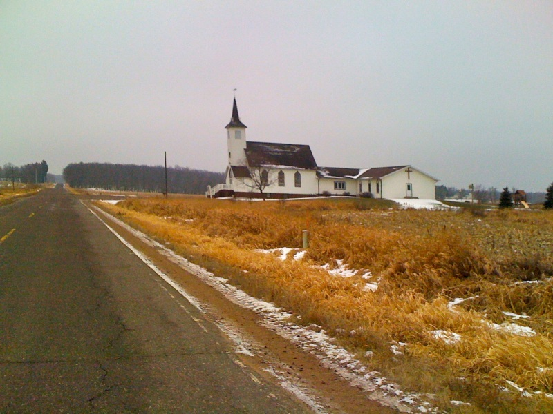Church in the highlands