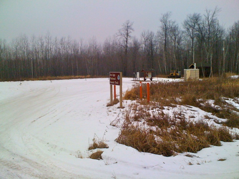 Lights, grooming equipment, warming hut - the only thing missing is the snow!