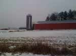 My first barn/silo picture of the trip … these are everywhere but it is not always easy to be in the right spot to take a pic of then while riding