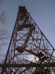 Ruffner Mountain firetower