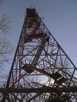 Ruffner Mountain firetower