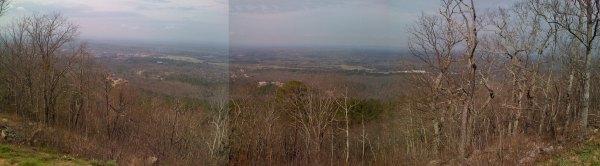 panoramic view of jacksonville