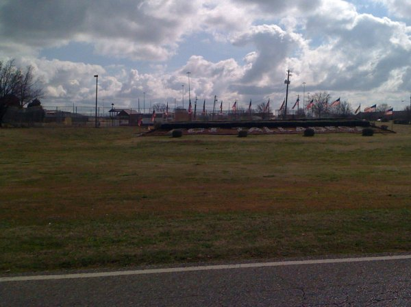 Federal Correctional Institution just outside Talladega