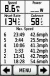 max speeds 1