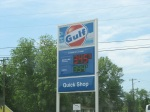 Cheap gas!
