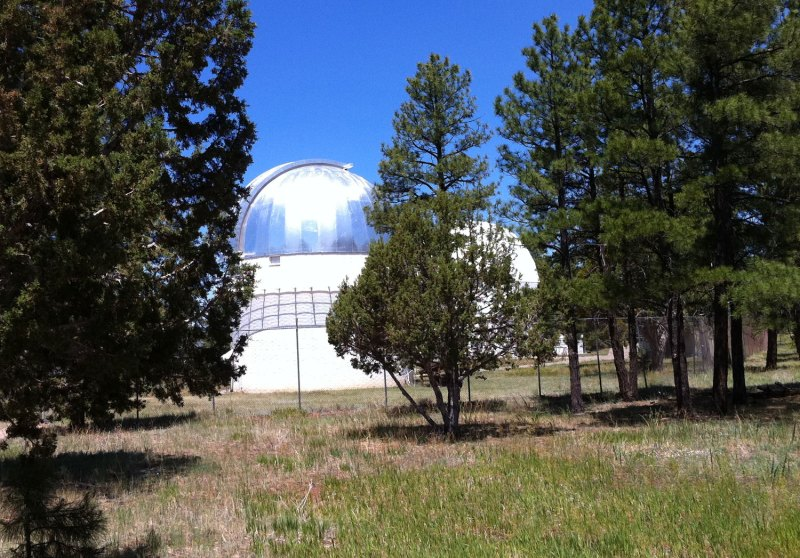 Day 15 - campbell mesa research telescopes for the lowell observatory