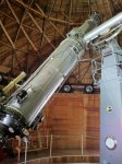 Day 15 - 24inch clark telescope at the lowell observatory - over 100 years old