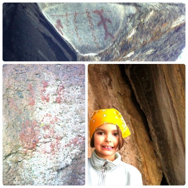 Day 16 - petroglyph hike
