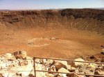 Day 16 - meteor crater