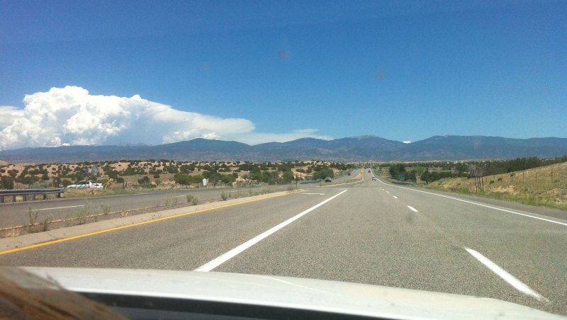 Day 18 - Santa Fe mountains