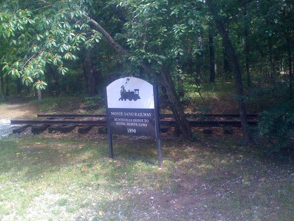 Historic Monte Sano railway