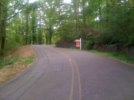 You can move to Alabama and buy this land on one of the best climbs in Birmingham (Smyer Rd)