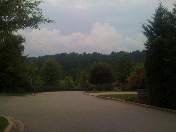 Little Valley Mountain (from near CVS)