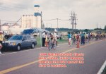 1994 - the Natchez Cycling Classic time trial - aerospoke front wheel - very flat 2 miles out and back on the Louisiana side of the Mississippi River
