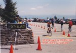1995 - finishing 21st in my first assault on mt mitchell. i probably only weighed 125 pounds in this pic.