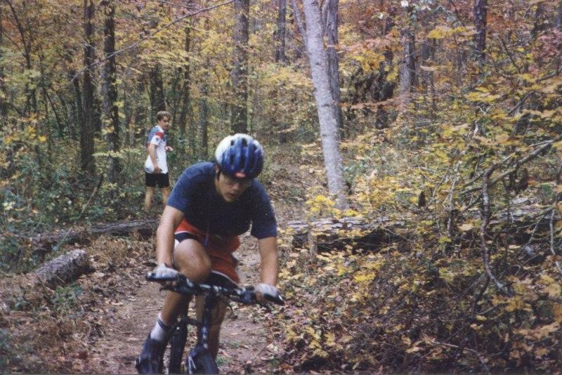 1993 - Maddog Mountain Bike Race - NORBA beginner