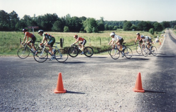 1994 - Jackson, MS - AL/MS state road race championship juniors field