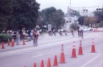 1996 - Tour de Bloom, winning a prime in the Cat 4 race