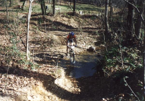 1994 - Clemson collegiate mountain bike race