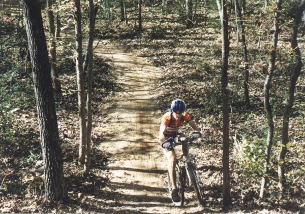 1994 - Maddog Mountain Bike Race, Springville, AL