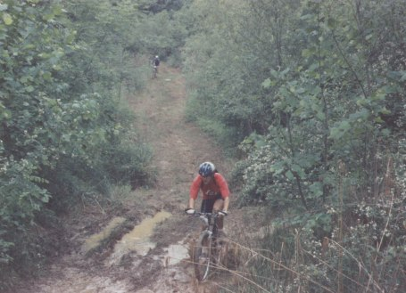 1994 - Rocket City Mountain Bike Race - Hunstville, AL