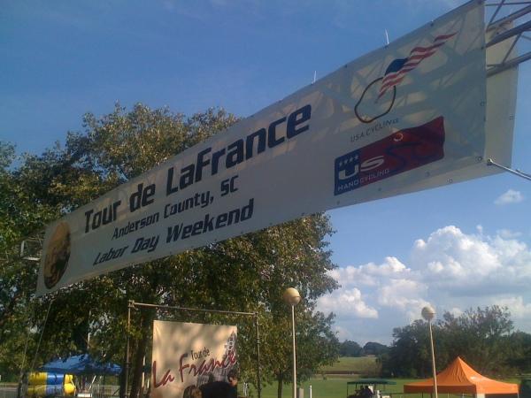 Tour de La France