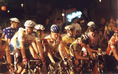 1997 - Pro 1/2 Crit for Kids in Columbia, SC - does anyone recognize who the national champ is? Wikipedia says it was Jonas Carney that year. Is that him? Or is that Eric Walters?
