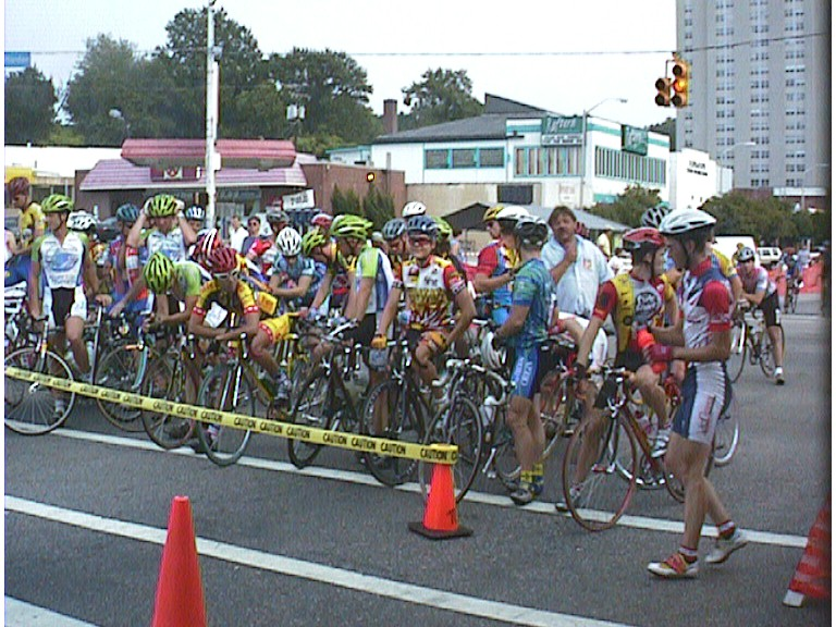 1998 - Columbia, SC crit for kids