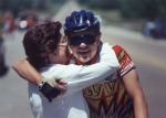 1997 - McMinnville road race - happy to have won the cat 3 race on a long solo break