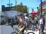 1998 - Tour de Toona - either before or after the last day's downtown Altoona criterium