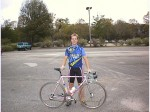 1998 - Jacksonville, FL - Daniel before the start of his juniors race on Sunday