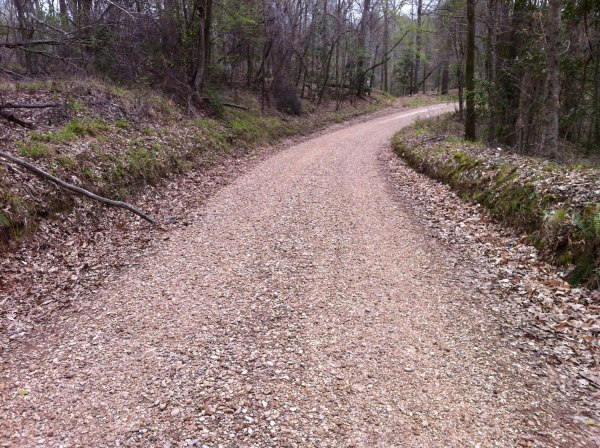 """As soon as I started riding on the new gravel section (Parker Rd) on my Saturday pre-ride, I knew that the race was going to be """"extra epic"""" thiss year."""