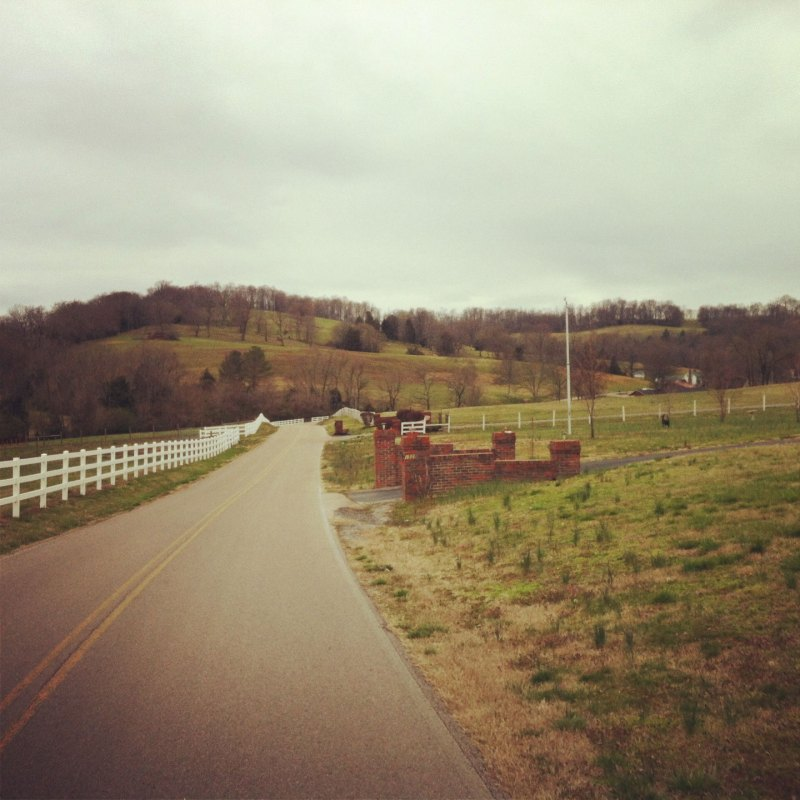 The steep hills and beautiful valleys of southern tennessee