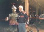 Me and Craig Tamburello after the race