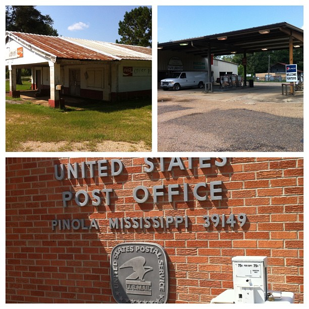 Day 5 - closed, closed for remodeling, and finally found water at the post office