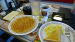 Refueling at the Waffle House off of US 72 in Huntsville, AL