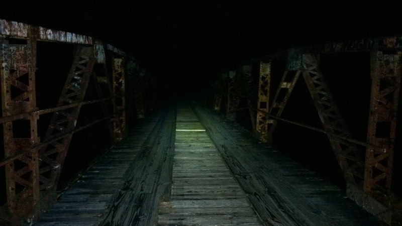 tour de cullman wooden plank bridge