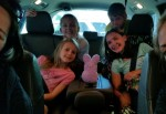 Dropping Kristine off with the kids for a Moon - Toone Disney World vacation over spring break!