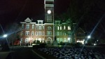The clocktower of Tillman Hall - when I would ride 200 miles at the end of each racing season at Clemson, I would take a picture of the clock before and after the ride. It was fun to take this pic and the next one which shows the time.